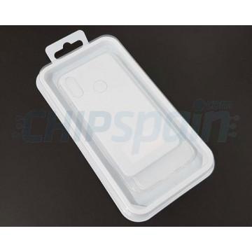Funda Huawei P20 Lite Silicona Transparente