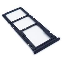 Tabuleiro Dual para cartão SIM e Micro SD Xiaomi Redmi 7 Preto