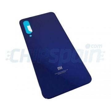 Tapa Trasera Batería Xiaomi Mi 9 SE Azul