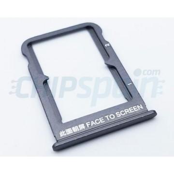 Tabuleiro Dual para cartão SIM Xiaomi Mi Mix 3 Preto