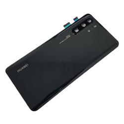 Tapa Trasera Batería Huawei P30 Pro Negra con Lente
