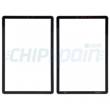 """Front Screen Outer Glass Lens for Samsung Galaxy Tab S4 T830 T835 (10.5"""") Black"""