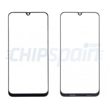 Cristal Exterior Samsung Galaxy A50 A505 / A30 A305 / M30 M305 Negro