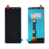 LCD Screen + Touch Screen Digitizer Nokia 3.1 Black