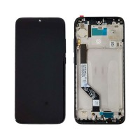 LCD Screen + Touch Screen Digitizer Xiaomi Redmi Note 7 / Xiaomi Redmi Note 7 Pro with Frame Black