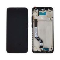 Pantalla Xiaomi Redmi Note 7 / Xiaomi Redmi Note 7 Pro Completa con Marco Negro
