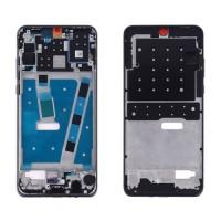 Marco Frontal Pantalla LCD Huawei P30 Lite Negro