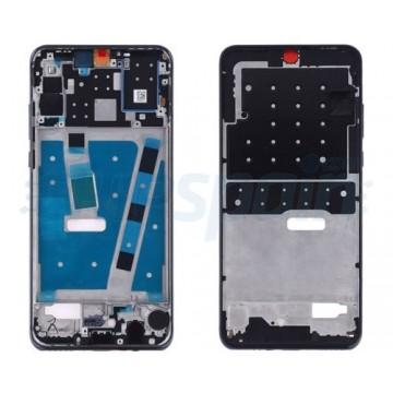 LCD Screen Moldura Frontal Huawei P30 Lite Preto