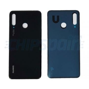 Tapa Trasera Batería Huawei P30 Lite / Nova 4E Negro 24MP
