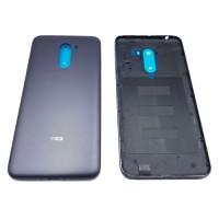 Tapa Trasera Batería Xiaomi Pocophone F1 Negro