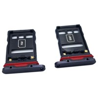 Dual SIM Card Tray Huawei P30 Pro Black