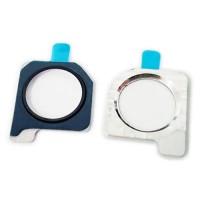 Home Botão Protetor Anel Protetor Huawei P30 Lite / Nova 4E Preto