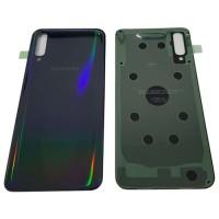 Tapa Trasera Batería Samsung Galaxy A50 A505 Negro