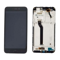 LCD Screen + Touch Screen Digitizer Xiaomi Redmi Go / Xiaomi Redmi 5A with Frame Black