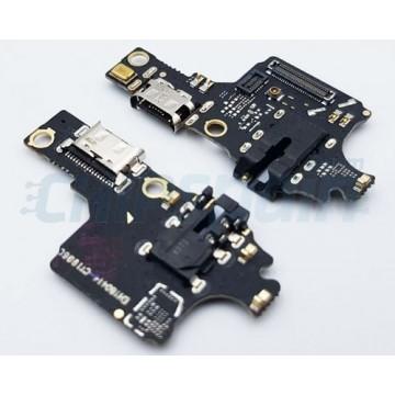 Connector Flex Carregamento Tipo C e Microfone Huawei Honor 10