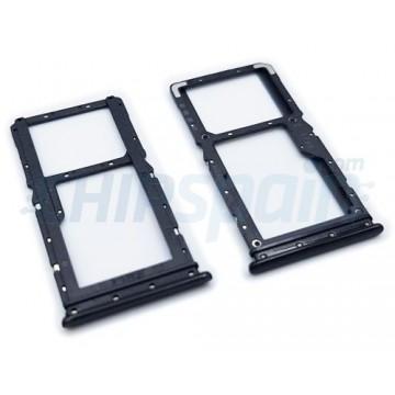 Tabuleiro para cartão SIM e Micro SD Xiaomi Redmi Note 7 Preto