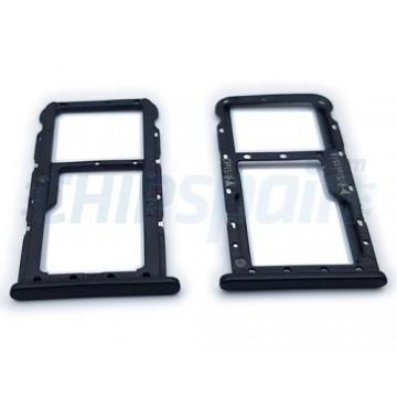 Bandeja Tarjeta SIM y Micro SD Huawei Mate 10 Lite Negro