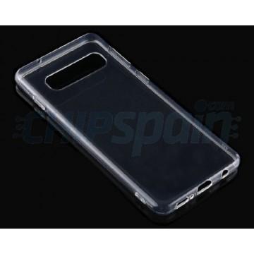 Funda Samsung Galaxy S10 G973F Ultra-Fina de Silicona Transparente