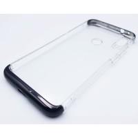 Cover Xiaomi Redmi Note 7 Transparent Black