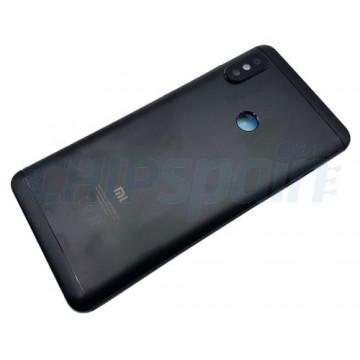 Tampa Traseira Bateria Xiaomi Redmi Note 5 Pro / Redmi Note 5 Global Version Preto
