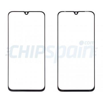 Cristal Exterior Samsung Galaxy A40 A405 Negro