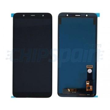 Ecrã Tátil Completo Samsung Galaxy J8 2018 J810 Preto