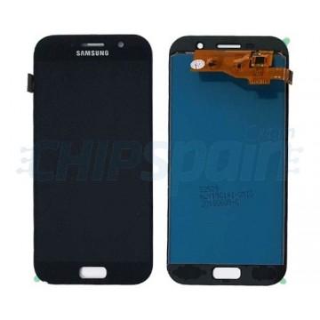 Ecrã Tátil Completo Samsung Galaxy A5 2017 A520 Preto
