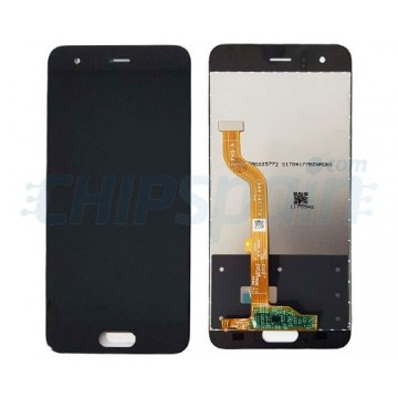 Ecrã Tátil Completo Huawei Honor 9 STF-L09 Preto