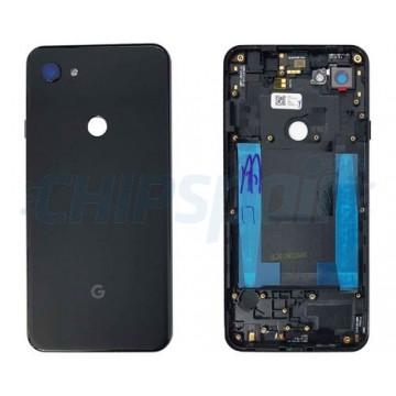 Tapa Trasera Batería Repuestos Google Pixel 3A XL Negro