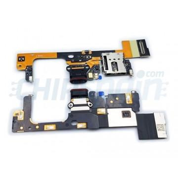 Flex Conector de Carga y Micrófono Google Pixel 3 XL