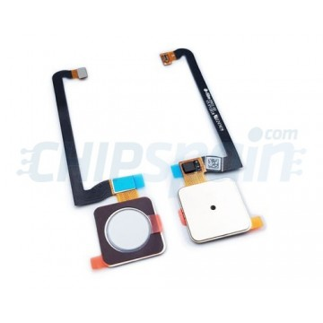 Botón Home con Flex Google Pixel 3 Blanco