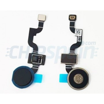 Botón Home con Flex Google Pixel 3A XL Negro