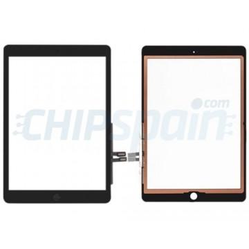 """Vidro Digitalizador Táctil iPad 6 2018 (9.7"""") A1893 A1954 Preto"""