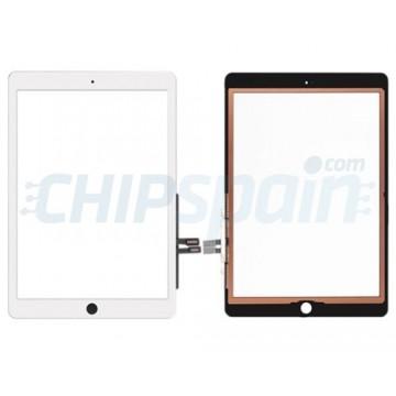 """Vidro Digitalizador Táctil iPad 6 2018 (9.7"""") A1893 A1954 Branco"""