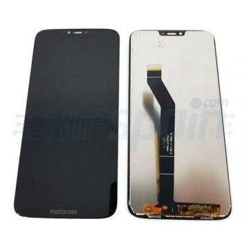 LCD Screen + Touch Screen Digitizer Motorola Moto G7 Power Black