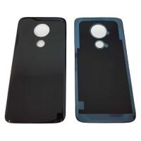 Carcasa Trasera Batería Motorola Moto G7 Power Negro