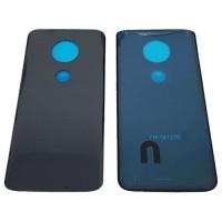 Carcasa Trasera Batería Motorola Moto G7 Negro