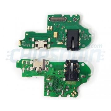Connector Flex Carregamento e Microfone Huawei P Smart 2019 / P Smart Plus 2019 / Honor 10 Lite