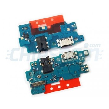 Connector Flex Carregamento e Microfone Samsung Galaxy A20 A205