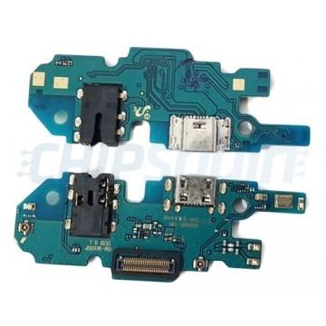 Connector Flex Carregamento e Microfone Samsung Galaxy M10 M105