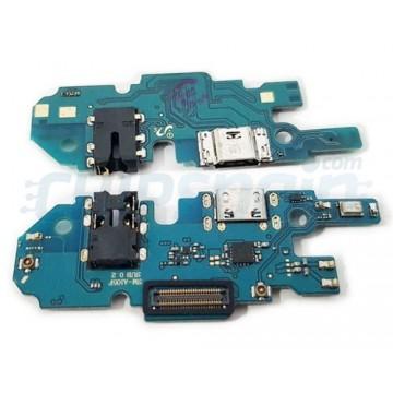 Connector Flex Carregamento e Microfone Samsung Galaxy A10 A105