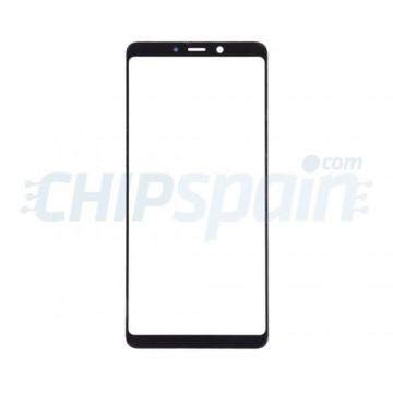 Cristal Exterior Samsung Galaxy A9 2018 A920 Negro