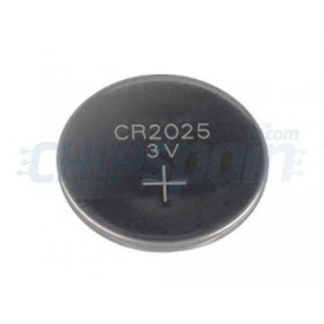 Bateria de Botão de Lítio CR2025 3V