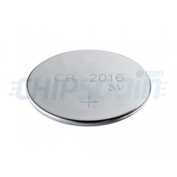 Bateria de Botão de Lítio CR2016 3V