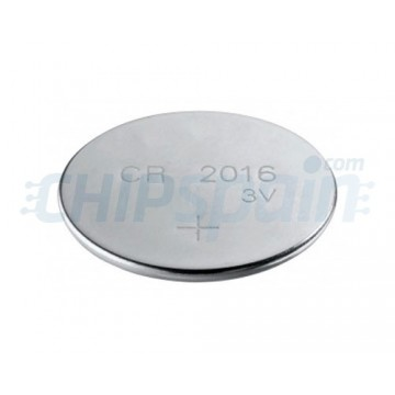 CR2016 3V Lithium Button Battery