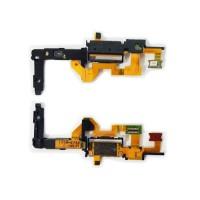 Flex Central con Sensor y Micrófono para Sony Xperia XZ2 / XZ2 Dual