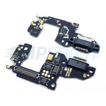 Connector Flex Carregamento e Microfone Huawei P30