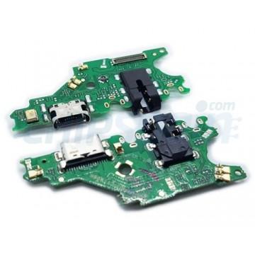 Placa Conector de Carga USB y Micrófono Huawei Mate 20 Lite