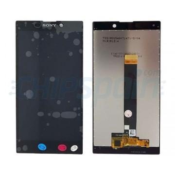 Ecrã Tátil Completo Sony Xperia L2 H3311 H4311 Preto