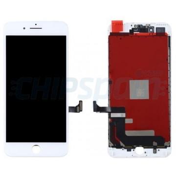 Ecrã Tátil Completo Original iPhone 7 Plus Branco